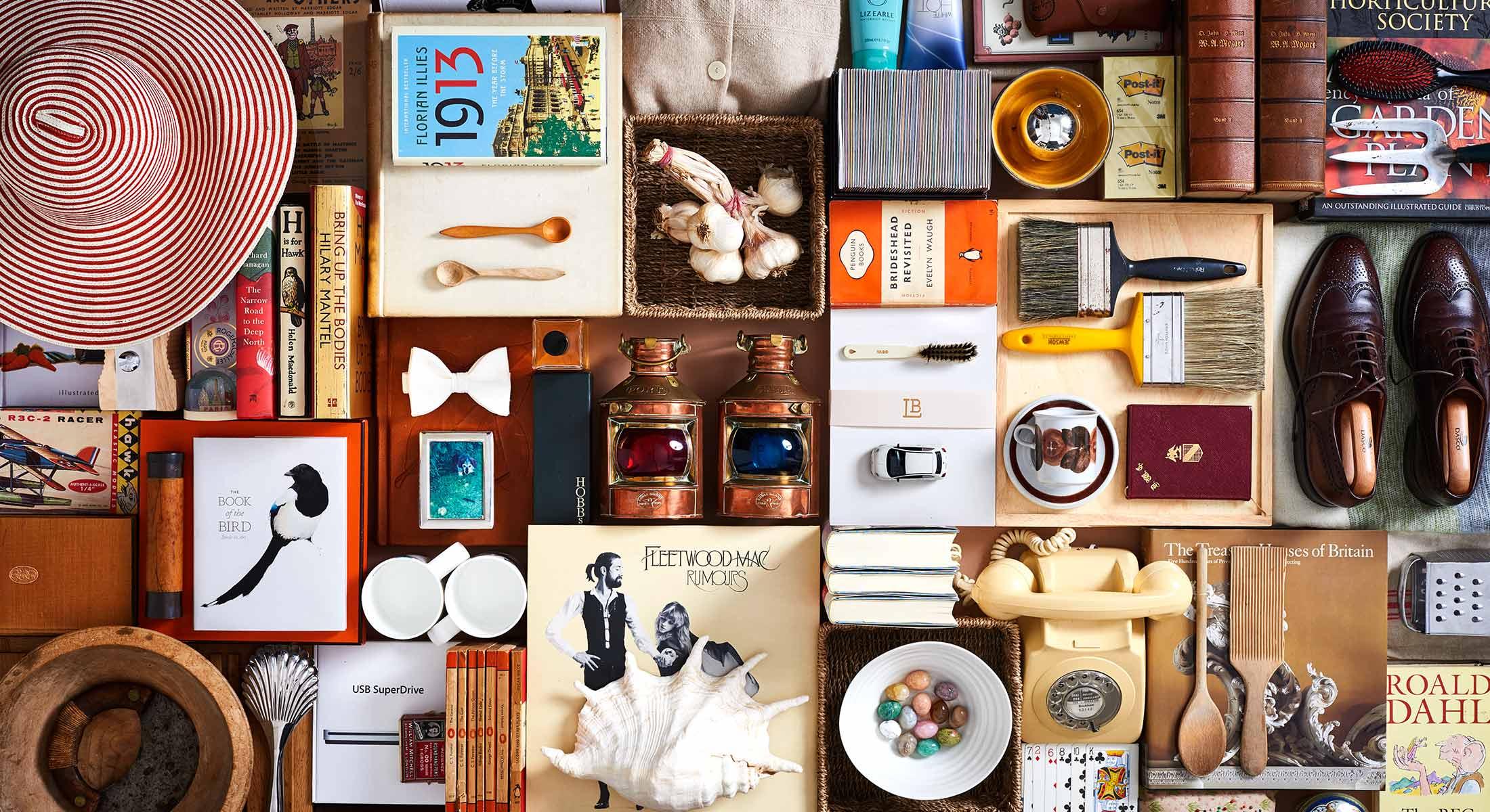 Good Sorts possessions organised_homepage
